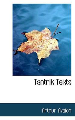 Tantrik Texts 9781117528656