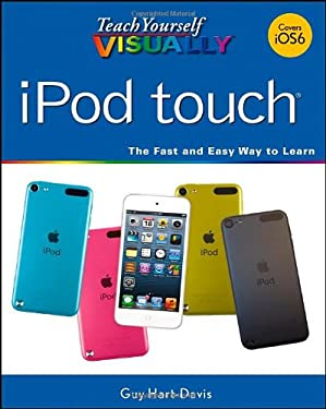 Teach Yourself Visually iPod Touch 9781118510445
