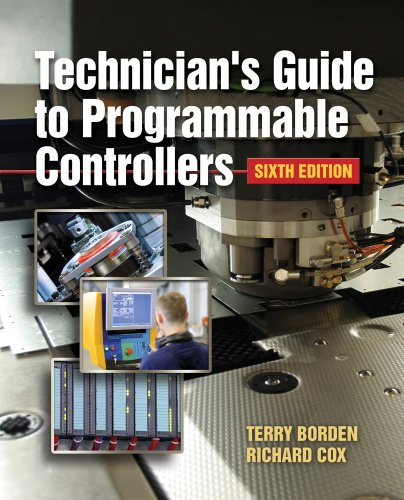 Technician's Guide to Programmable Controllers 9781111544096