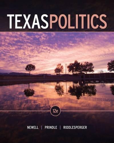 Texas Politics 9781111833060