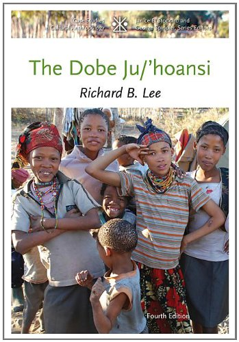 The Dobe Ju/'Hoansi - 4th Edition