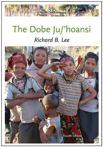 The Dobe Ju/'Hoansi 9781111828776