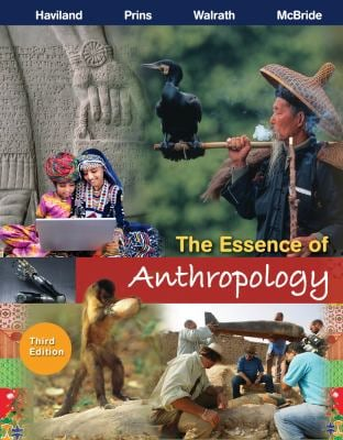 The Essence of Anthropology 9781111833442