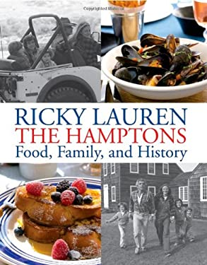 Ricky Lauren the Hamptons Food, Family and History
