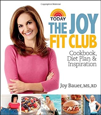 Joy Fit Club: Cookbook, Diet Plan and Inspiration 9781118181393