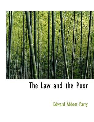 The Law and the Poor 9781116762693