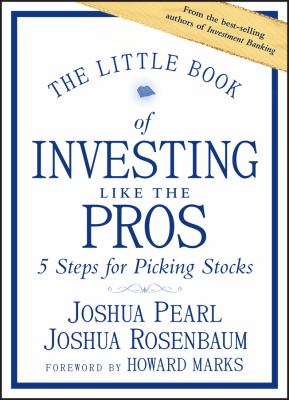 The Little Book of Professional Investing
