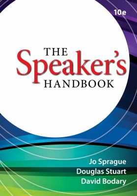 The Speaker's Handbook 9781111346508
