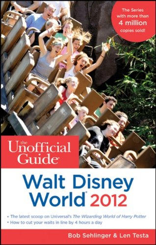 The Unofficial Guide Walt Disney World 9781118012338