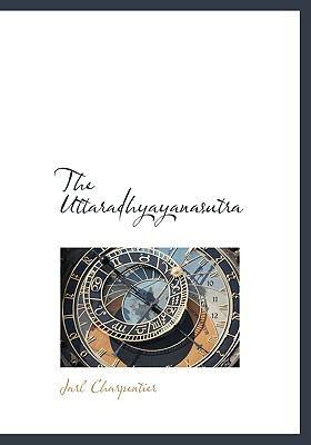 The Uttaradhyayanasutra 9781117582238