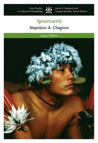 The Yanomamo 9781111828745