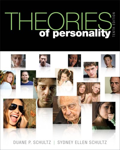 theories of personality schultz 10th edition pdf free download