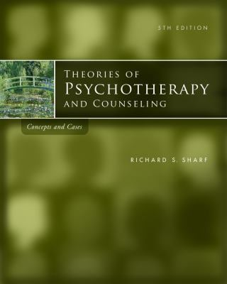 Theories of Psychotherapy and Counseling: Concepts and Cases