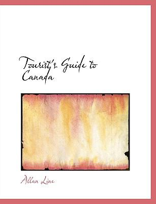 Tourist's Guide to Canada 9781116062632
