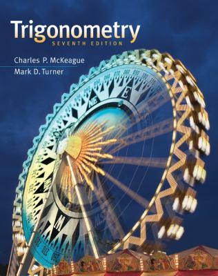 Trigonometry 9781111826857
