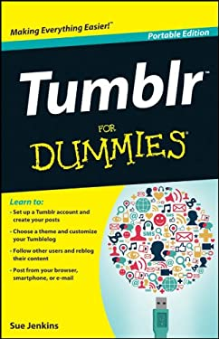 Tumblr for Dummies 9781118335956