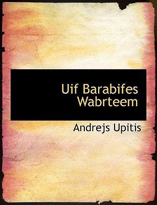 Uif Barabifes Wabrteem 9781117972459