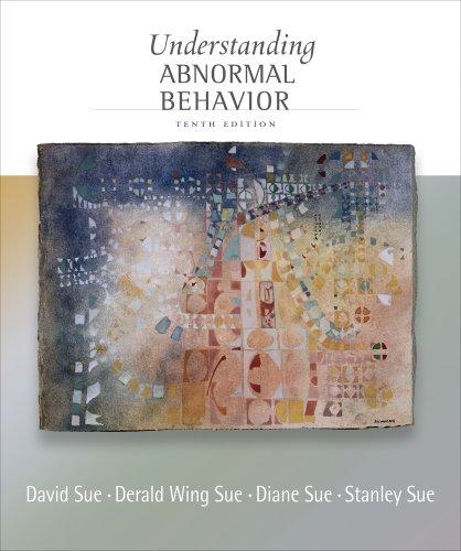Understanding Abnormal Behavior 9781111834593
