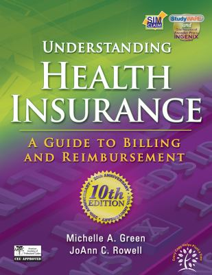 Understanding Health Insurance: A Guide to Billing and Reimbursement 9781111035181