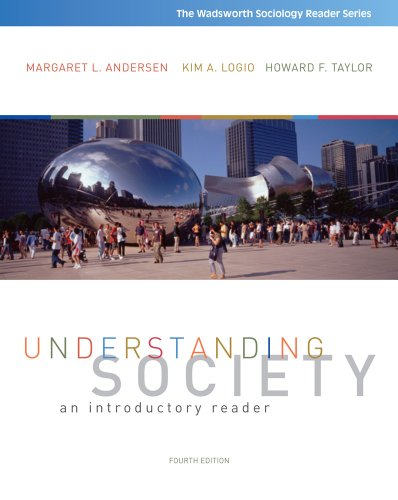 Understanding Society: An Introductory Reader 9781111185961