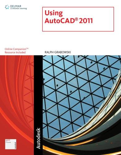 Using AutoCAD 2011 9781111125141