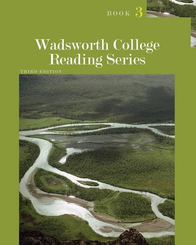 Wadsworth College Reading Series, Book 3 9781111839420