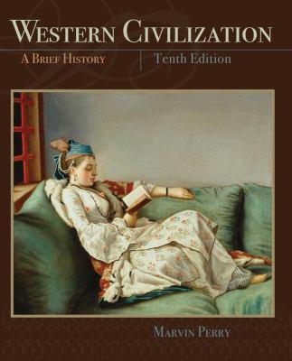 Western Civilization, a Brief History 9781111837198