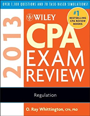 Wiley CPA Exam Review 2013, Regulation 9781118277249