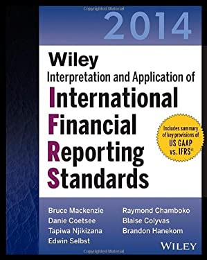 Wiley IFRS 2014: Interpretation and Application of International Financial Reporting Standards 9781118734094