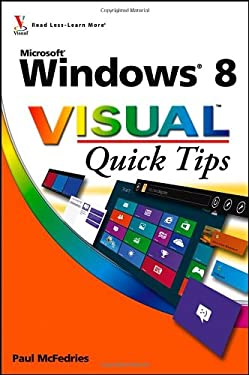 Windows 8 Visual Quick Tips 9781118135303