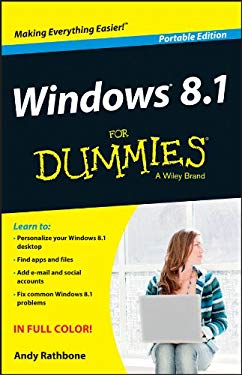 Windows 8 for Dummies 9781118371640