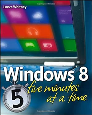Windows 8 in 5 Minutes 9781118418642