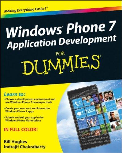 Windows Phone 7 Application Development for Dummies 9781118021750