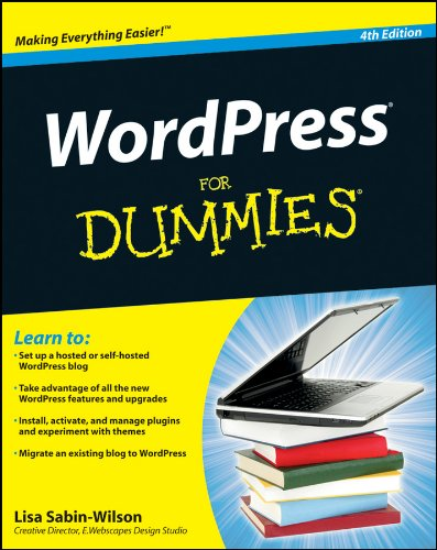 WordPress for Dummies 9781118073421