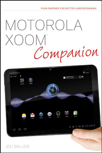 Mototola Xoom Companion 9781118013779