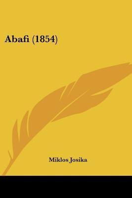 Abafi (1854) 9781120136244
