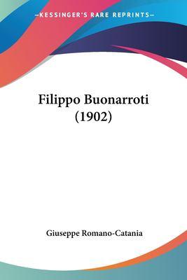 Filippo Buonarroti (1902)