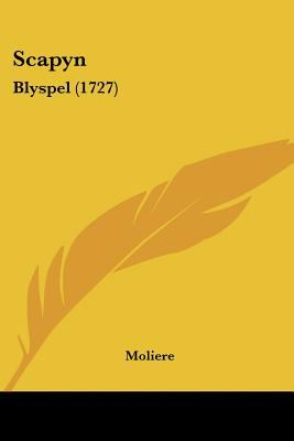 Scapyn: Blyspel (1727) 9781120699671