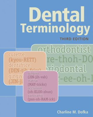 Dental Terminology 9781133019718