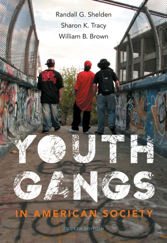 Youth Gangs in American Society 9781133049562