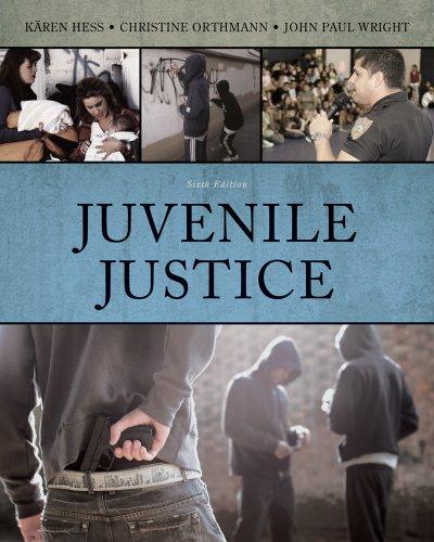 Juvenile Justice 9781133049623