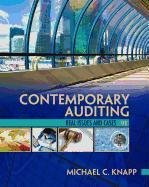 Contemporary Auditing: Real Issues and Cases 9781133187899