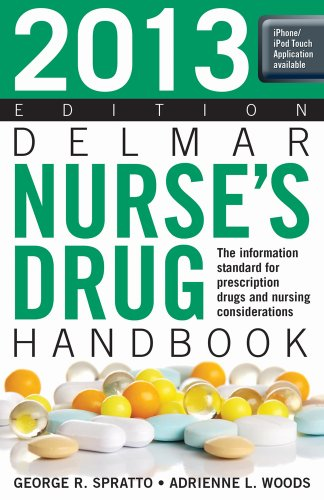 Delmar Nurse's Drug Handbook 9781133280286