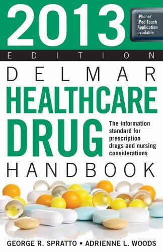 Delmar Healthcare Drug Handbook: The Information Standard for Prescription Drugs and Implications for Care 9781133280309