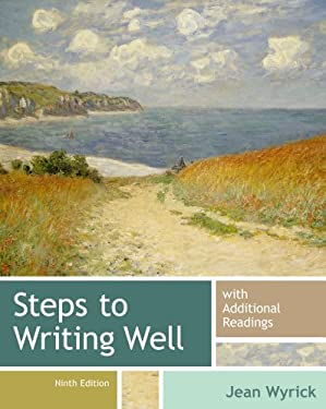 Steps to Writing Well with Additional Readings 9781133311294