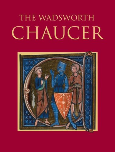 The Wadsworth Chaucer 9781133316282