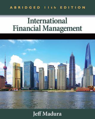 International Financial Management, Abridged Edition 9781133435174