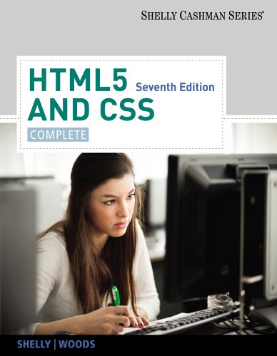 HTML5 and CSS: Complete 9781133526124
