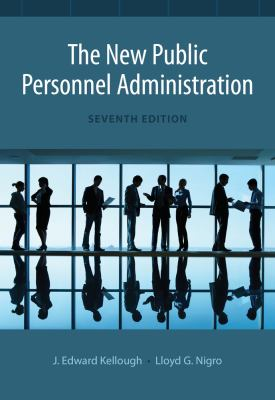The New Public Personnel Administration 9781133734284