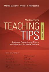 McKeachie's Teaching Tips -  McKeachie, Wilbert, Svinicki, Marilla, Paperback